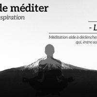 Il est temps de méditer : Compter la durée de respiration
