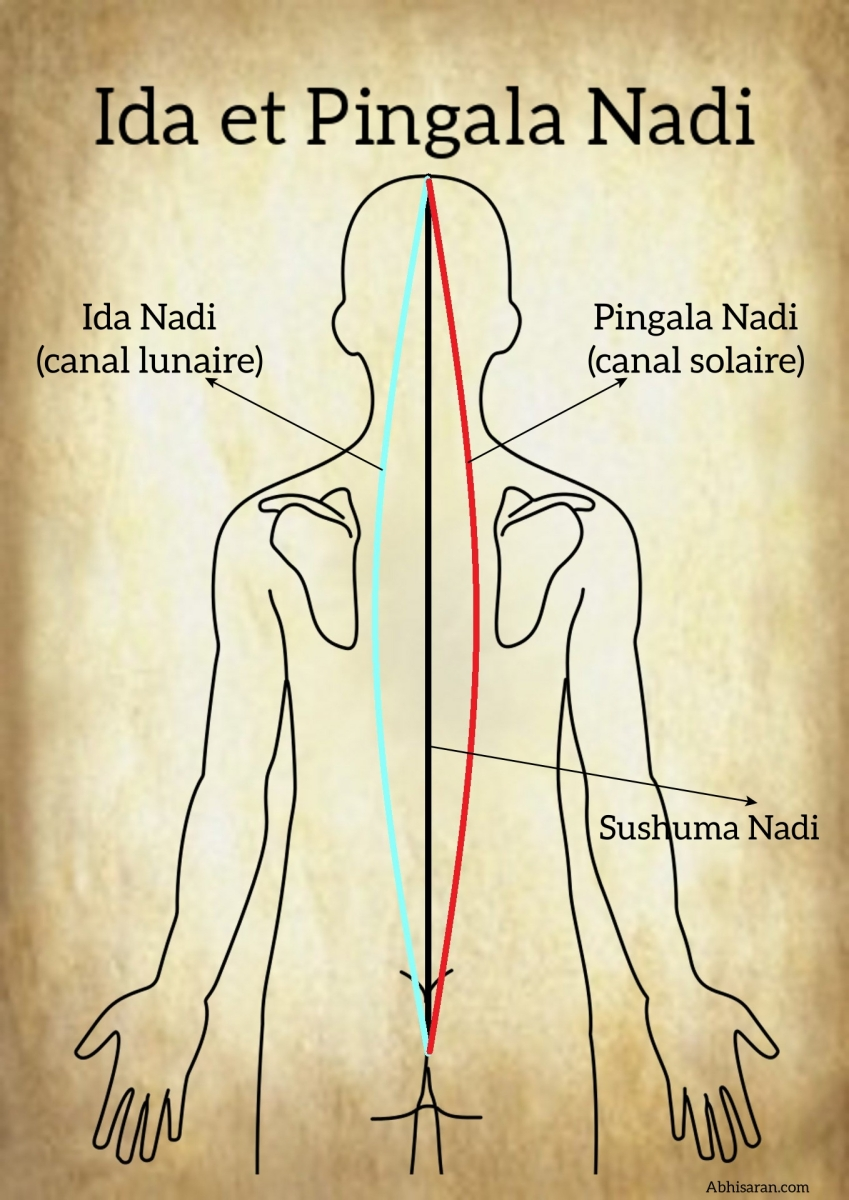 Nādī Shodhana Pranayama